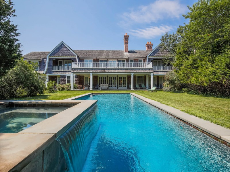Maison unifamiliale pour l Vente à Private Amagansett South Amagansett, New York 11930 États-Unis