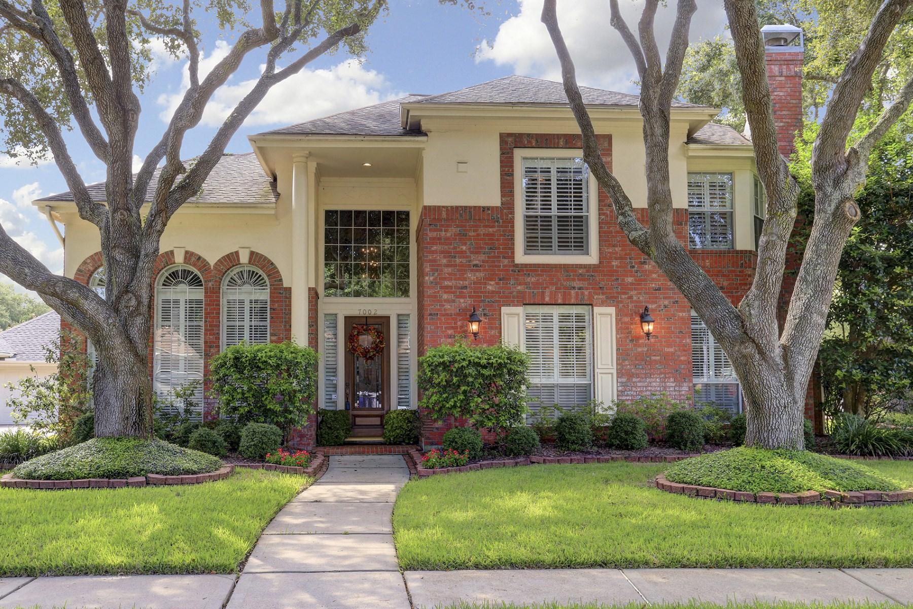 Casa Unifamiliar por un Venta en 7002 Adobe Oaks Court Sugar Land, Texas 77479 Estados Unidos
