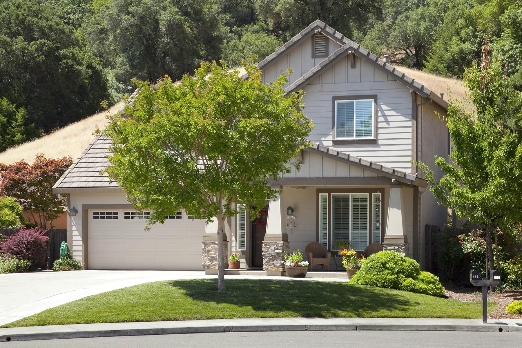 Tek Ailelik Ev için Satış at Prime Upgrades 111 Timber Ridge Ct Cloverdale, Kaliforniya 95425 Amerika Birleşik Devletleri