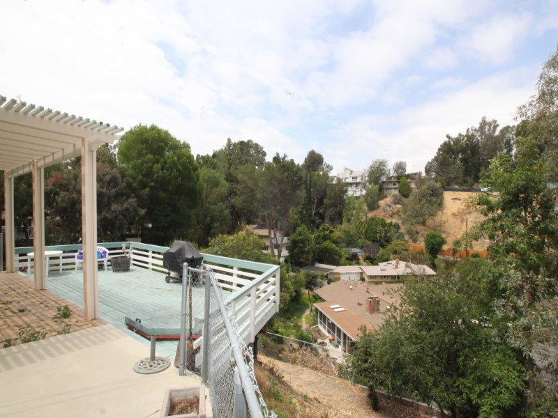 Property For Sale at Prized Woodland Hills Canyon Location