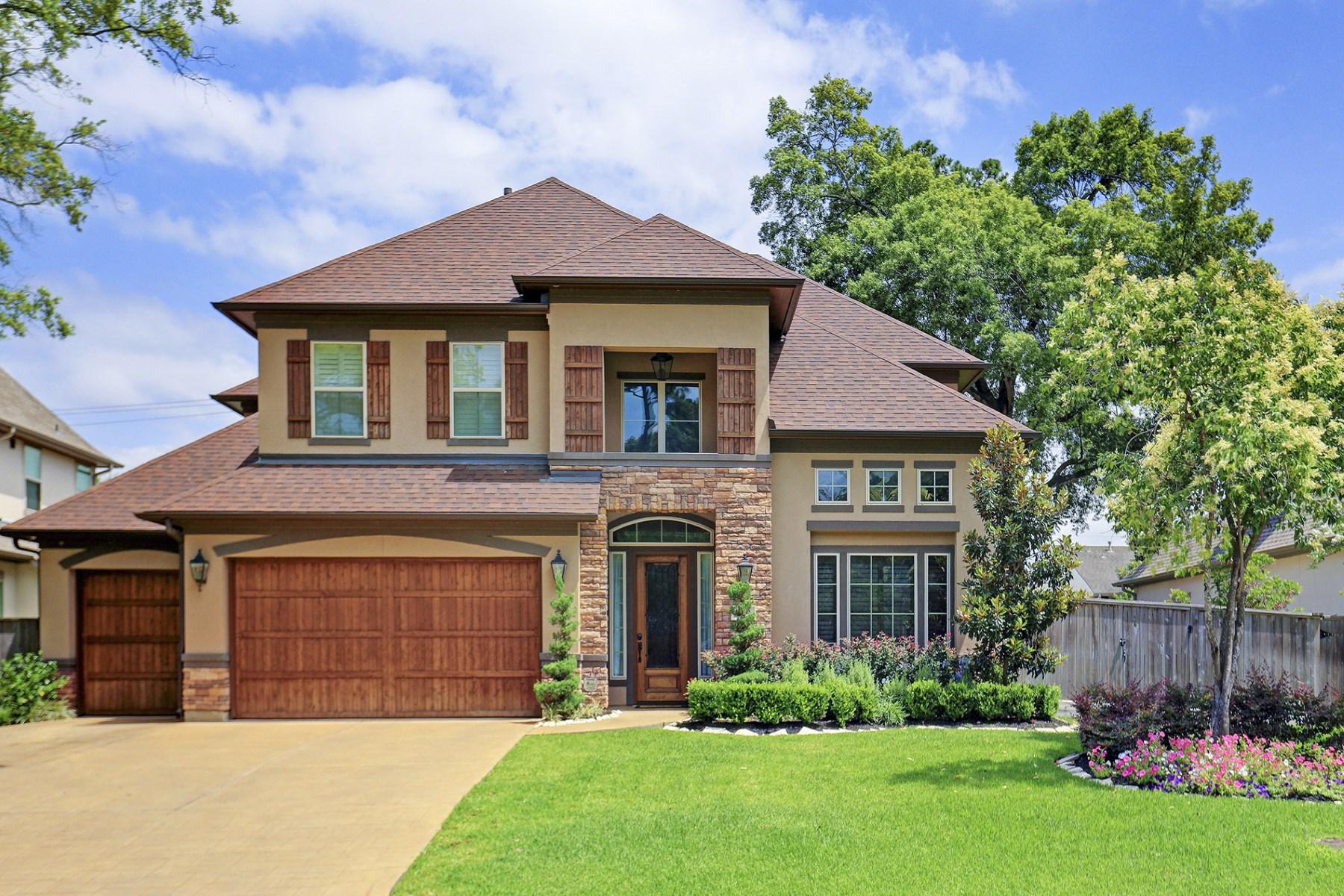 Casa Unifamiliar por un Alquiler en 12934 Queensbury Lane Houston, Texas 77079 Estados Unidos