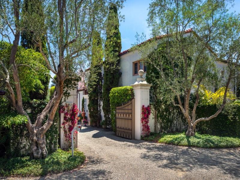 Einfamilienhaus für Verkauf beim Romantic Montecito Villa 185 Middle Road Montecito - Lower Village, Montecito, Kalifornien 93108 Vereinigte Staaten