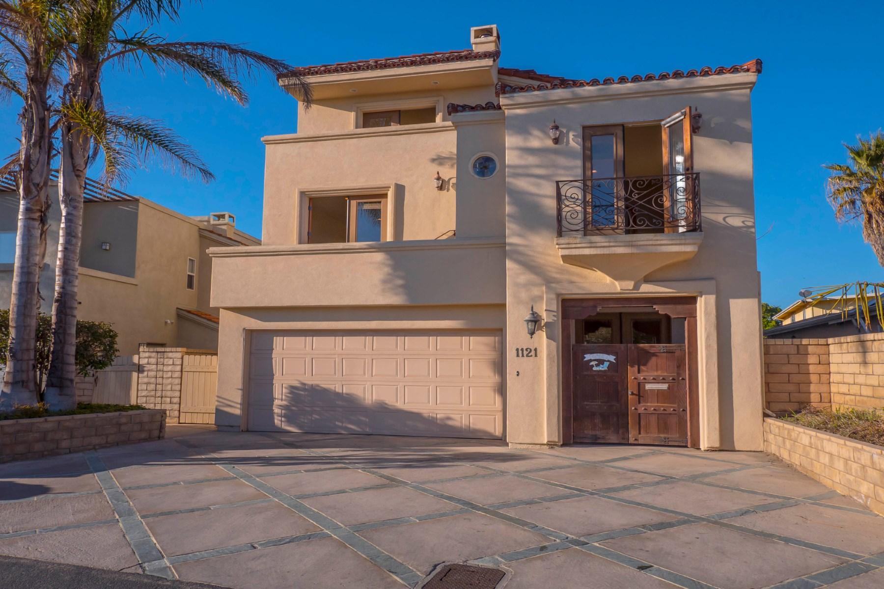 Property For Sale at Beautiful Mediterranean Pierpont Beach