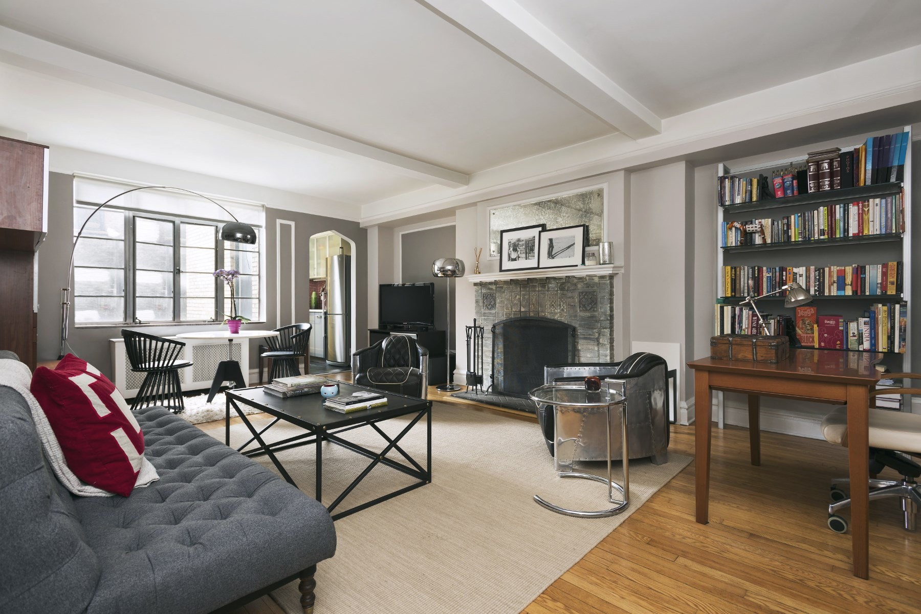 Co-op for Sale at 61 West 9th Street, 5D 61 West 9th Street Apt 5d Greenwich Village, New York, New York 10011 United States