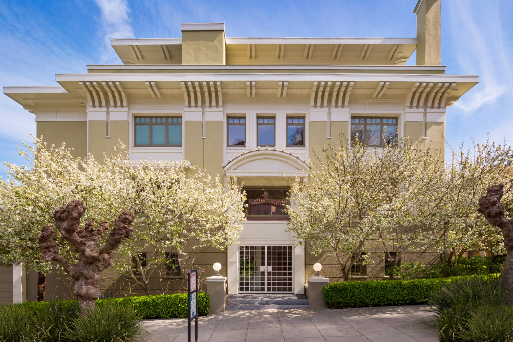 sales property at Contemporary Gem in Cow Hollow