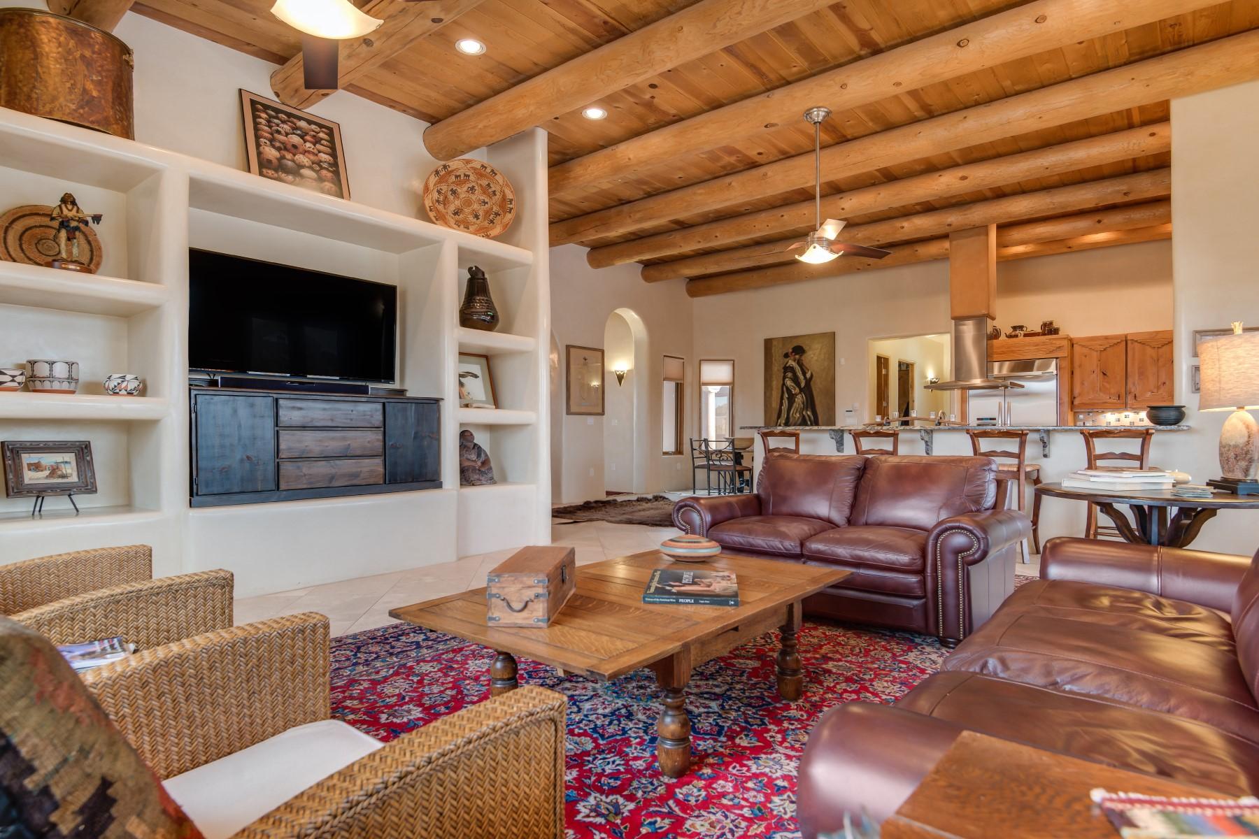 Villa per Vendita alle ore 68 Mejor Lado Santa Fe, Nuovo Messico 87508 Stati Uniti