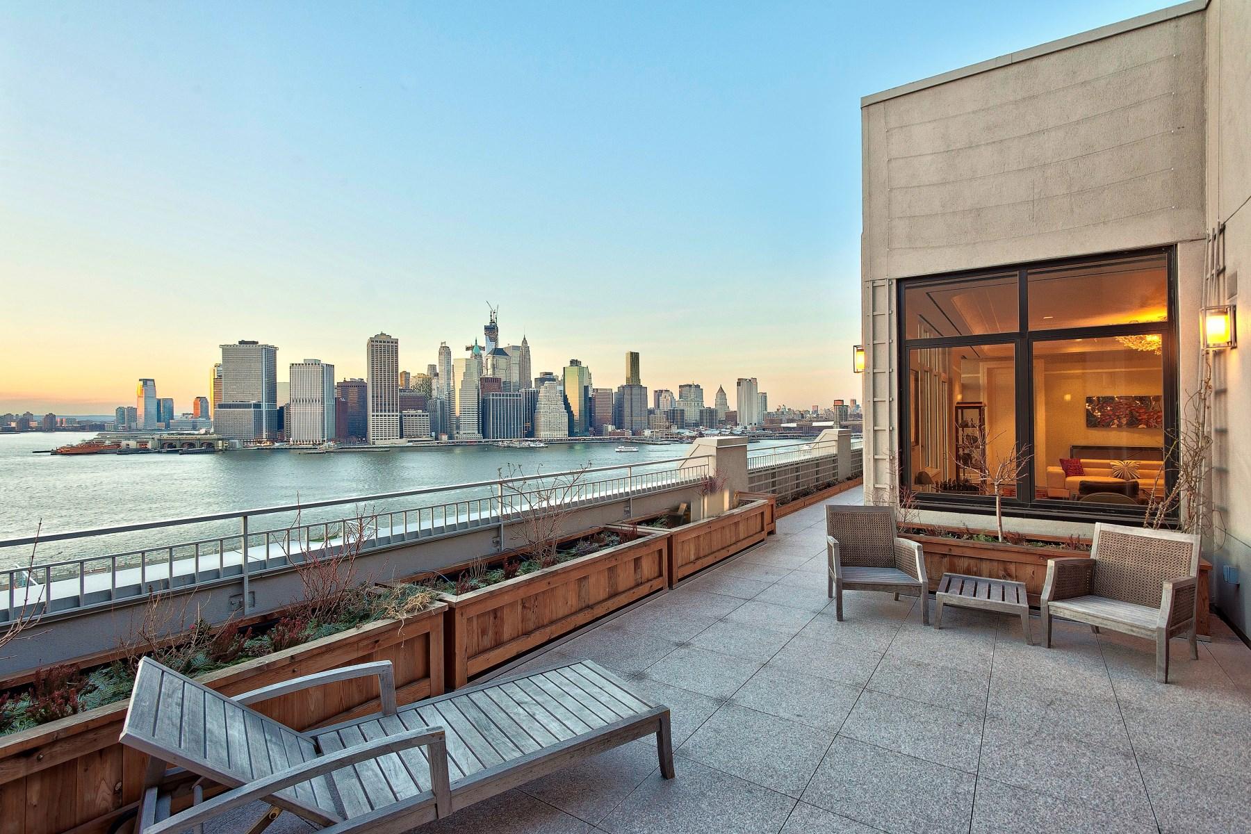 共管式独立产权公寓 为 销售 在 What Dreams Are Made Of 360 Furman Street Apt 1216a Brooklyn Heights, Brooklyn, 纽约州 11201 美国