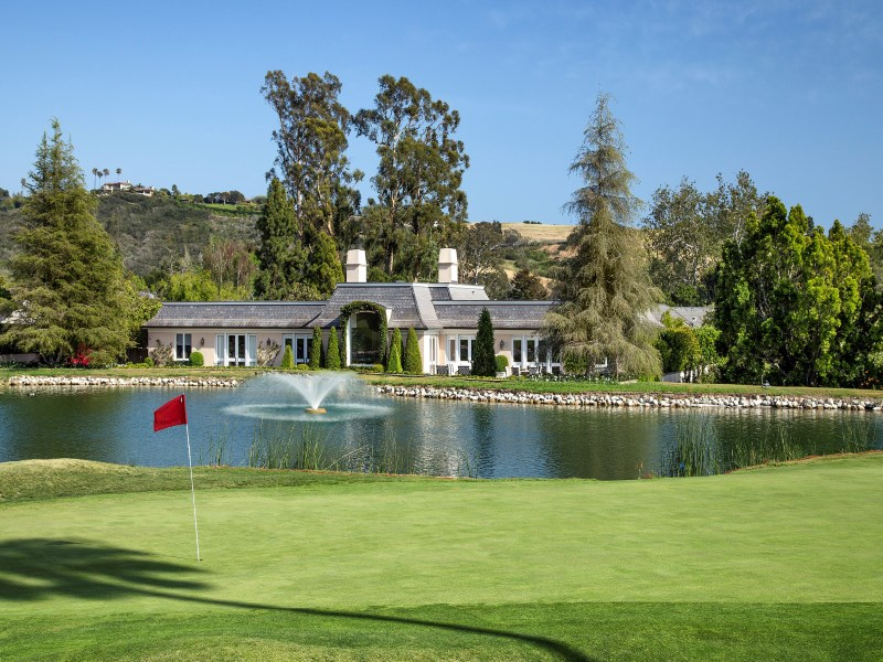 Single Family Home for Active at Birnam Wood Lakefront 511 Las Fuentes Drive Montecito, California 93108 United States