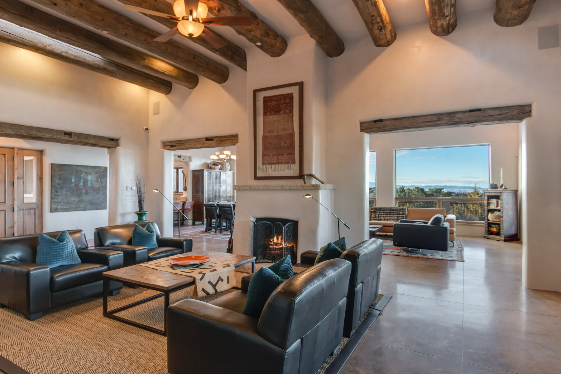 Single Family Home for Sale at 2971-2973 Tesuque Overlook Monte Sereno, Santa Fe, New Mexico 87506 United States