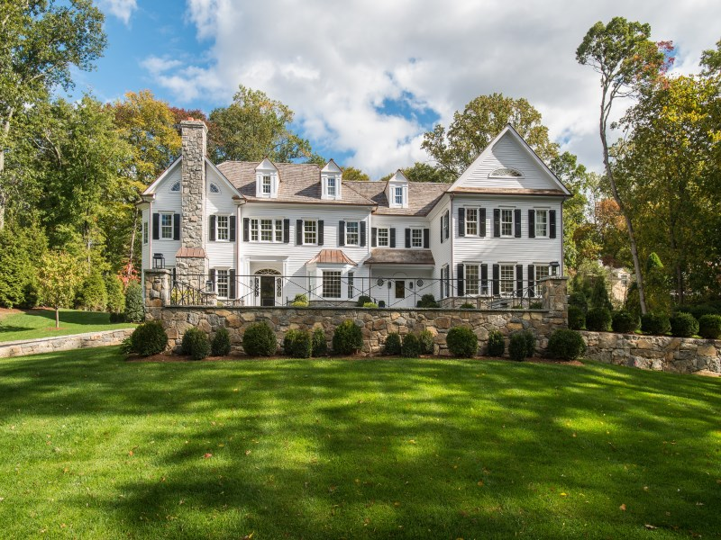 Single Family Home for Sale at Husted Lane 81 Husted Lane Greenwich, Connecticut 06830 United States