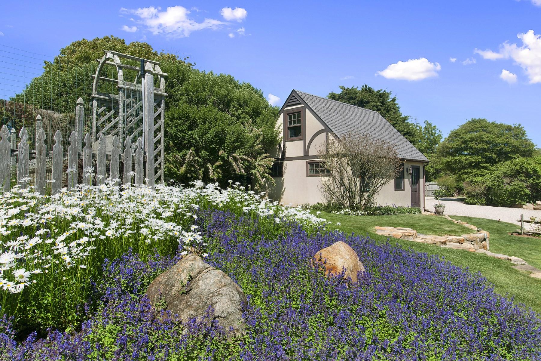 Property Of Charming Montauk Tudor