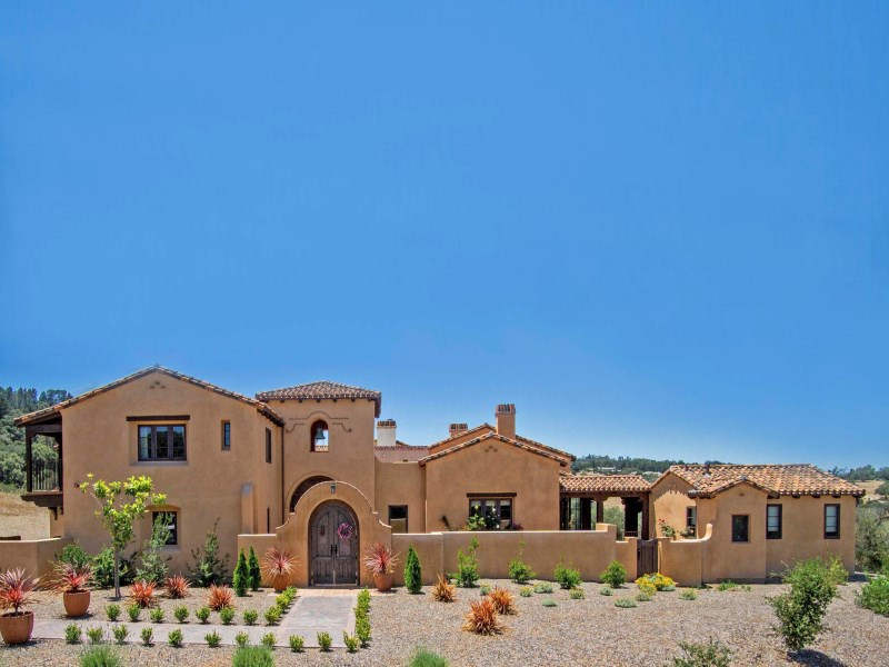 Single Family Home for Sale at Casa de las Campanas 8200 Manjares Monterey, California 93940 United States