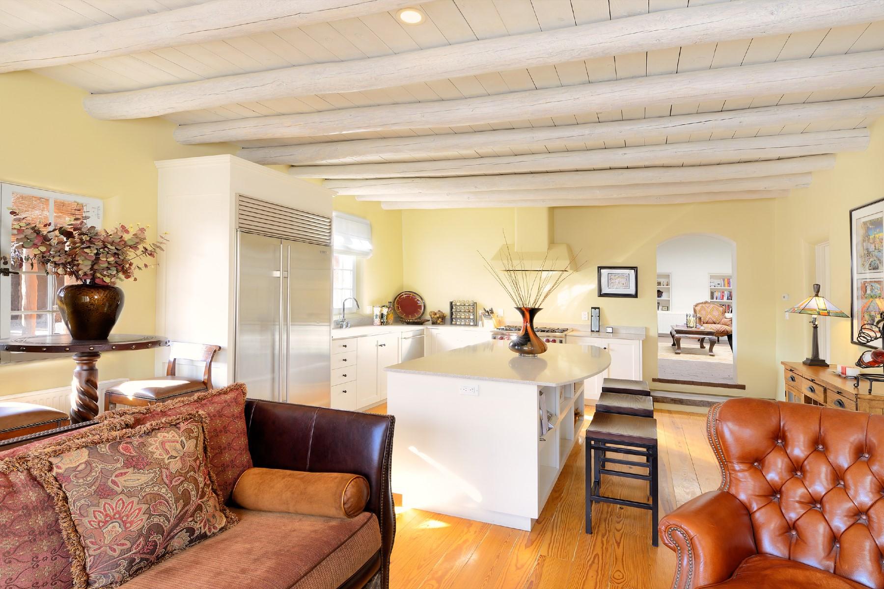 Single Family Home for Sale at 525 Hillside Avenue Santa Fe City Southeast, Santa Fe, New Mexico, 87501 United States