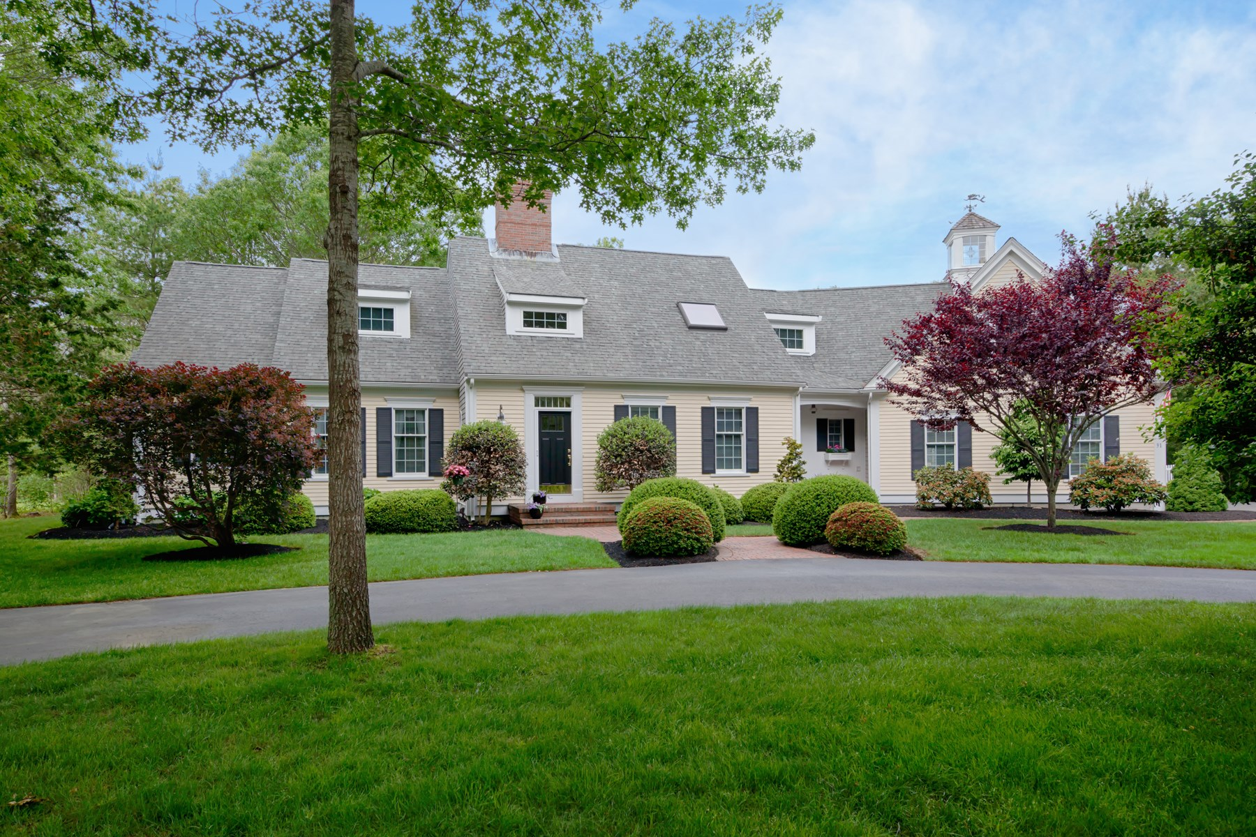 Single Family Home for Sale at Perfection Plus 31 Meadow Farm Road Centerville, Massachusetts, 02632 United States