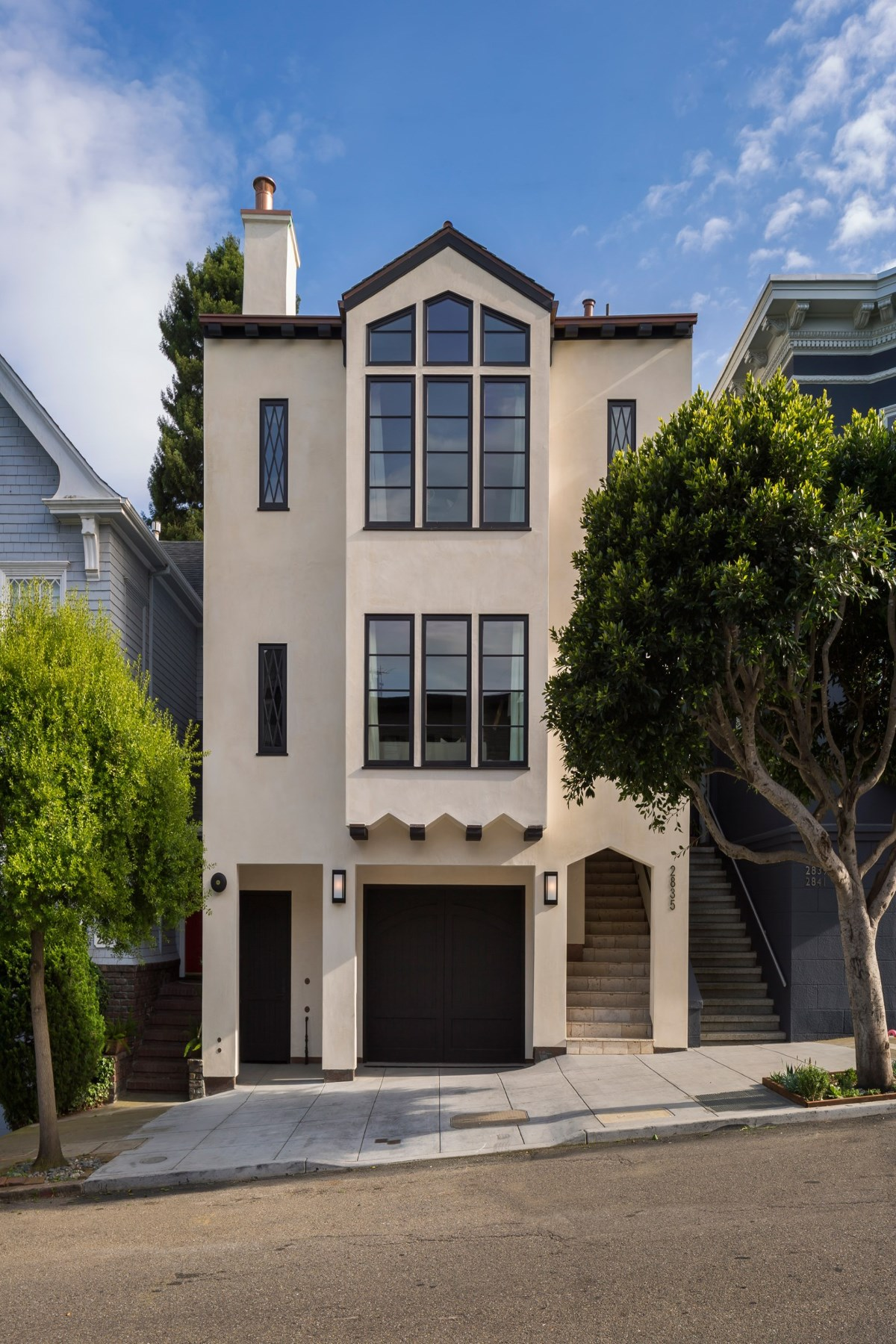 Single Family Home for Sale at A Renaissance of Style and Substance 2833-2835 Union St Cow Hollow, San Francisco, California, 94123 United States