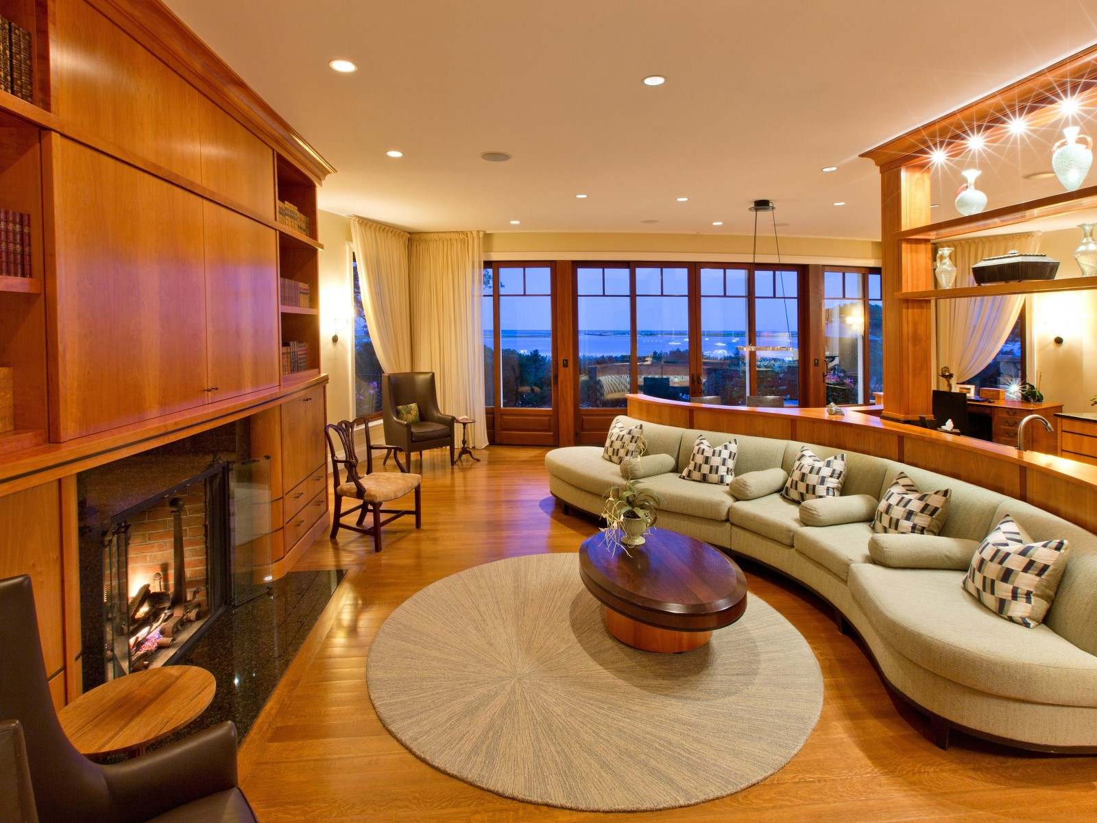 Property Of Contemporary Oceanfront Estate