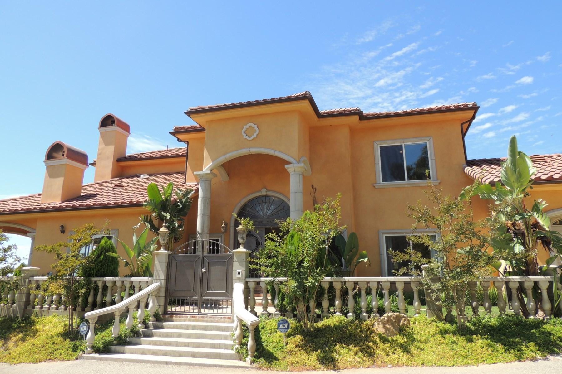 Single Family Home for Sale at Breathtaking, Panoramic Ocean Views 2210 Mar Vista Ridge Drive Malibu, California 90265 United States