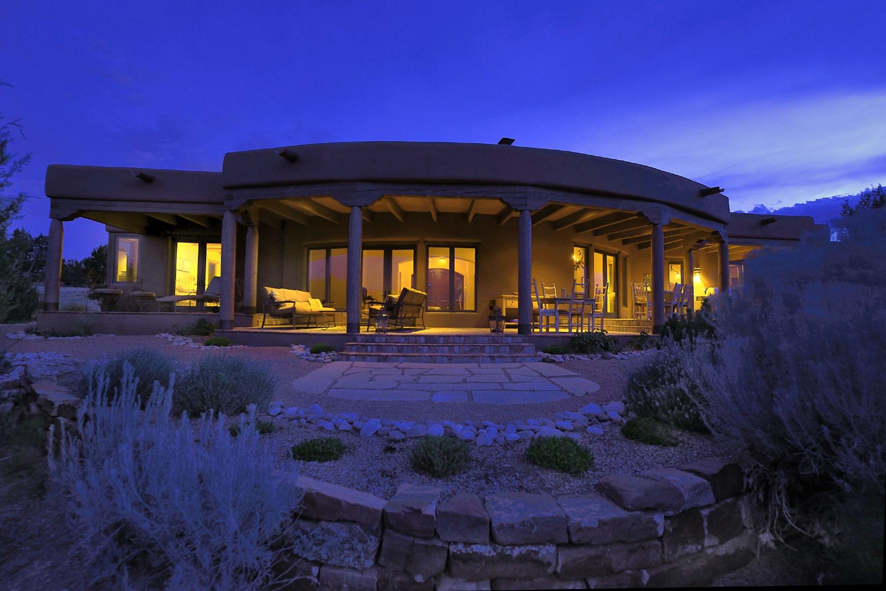 Single Family Home for Sale at 41 Camino Hasta Manana Las Campanas & Los Santeros, Santa Fe, New Mexico, 87506 United States