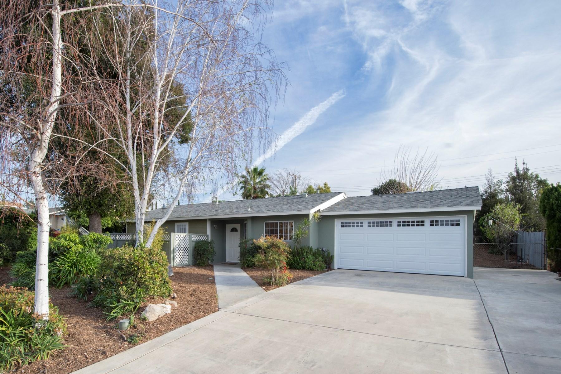 獨棟家庭住宅 為 出售 在 658CalleClavel.com 658 Calle Clavel Thousand Oaks, 加利福尼亞州, 91360 美國