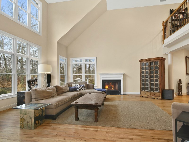 Single Family Home for Rent at Pool & Tennis Just Outside East Hampton, New York 11937 United States