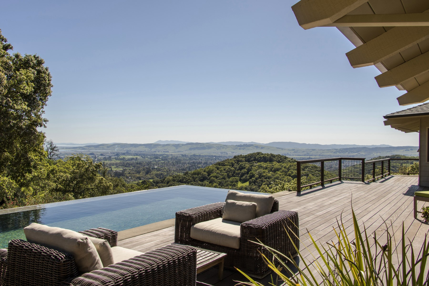 sales property at One-of-a Kind Wine Country View Retreat