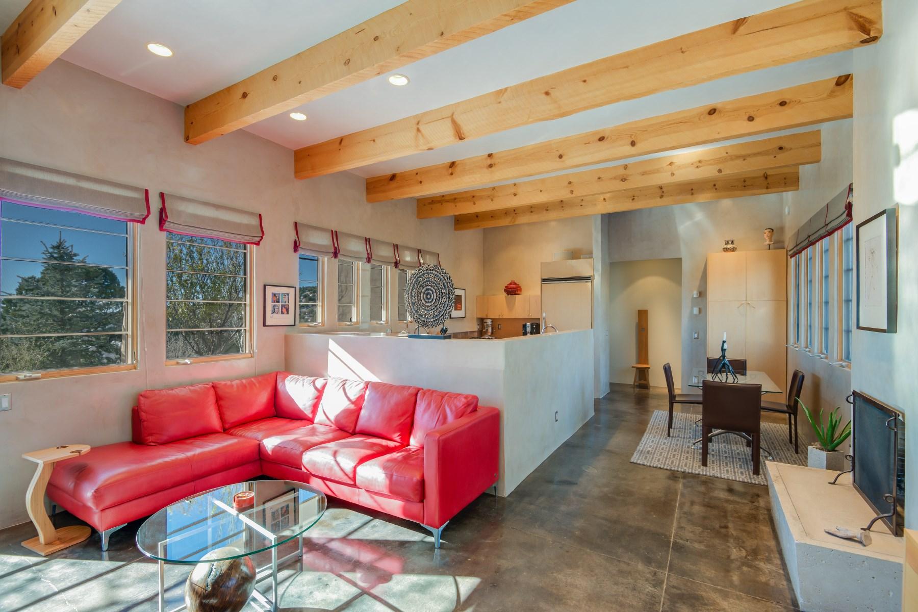 Casa para uma família para Venda às 1981 Cerros Colorados Santa Fe City Northeast, Santa Fe, Novo México 87501 Estados Unidos