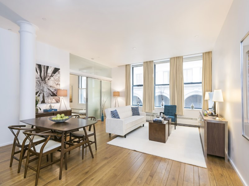 Property For Sale at 3 A-List Loft - Astor Place