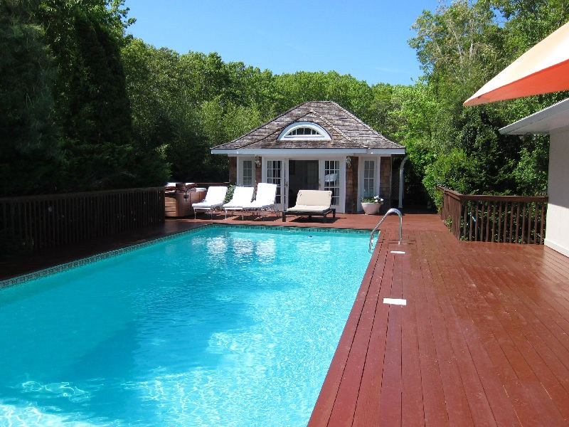 Additional photo for property listing at Private Summer Retreat - Bridgehampton  Sag Harbor, New York 11963 United States