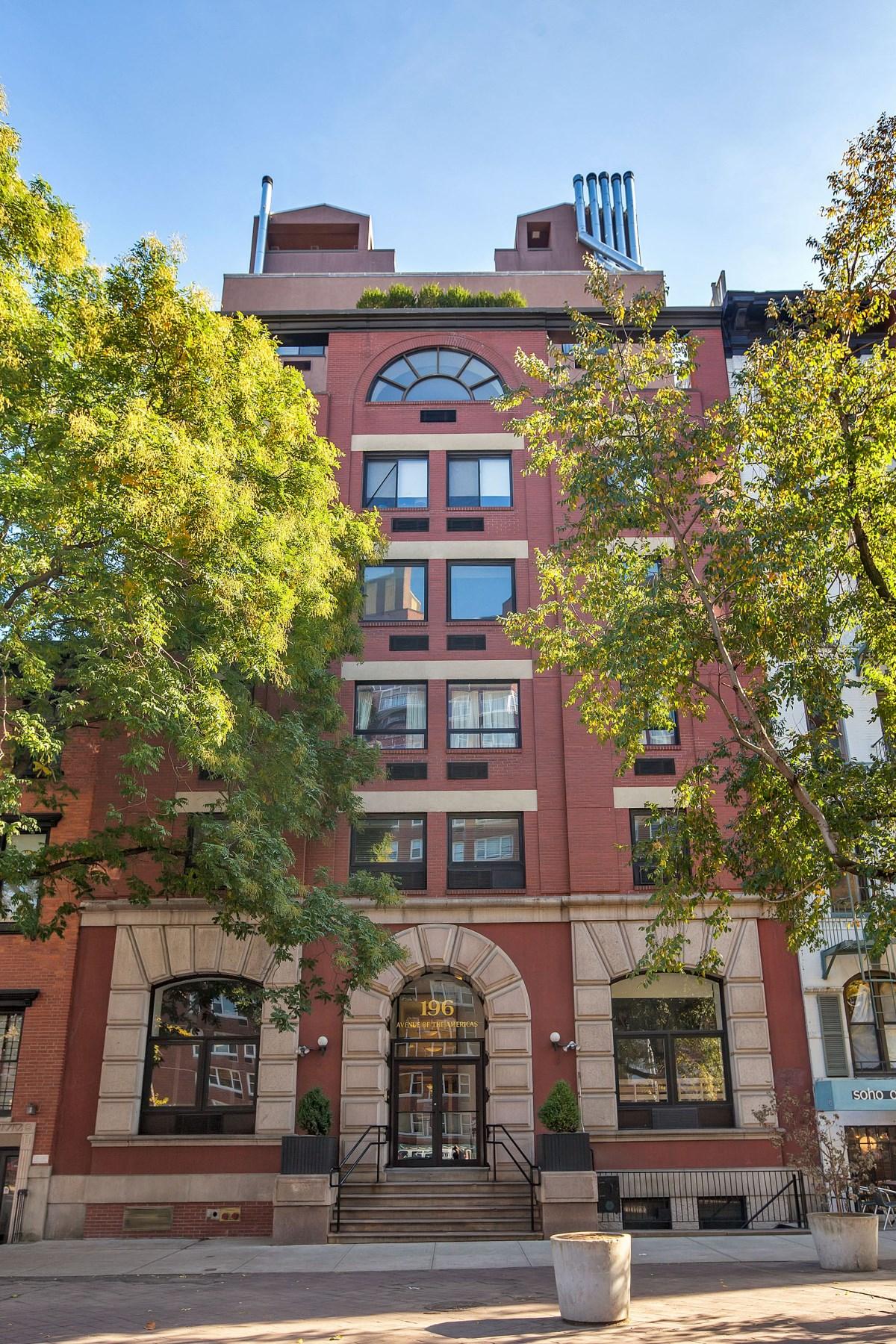 共有公寓 為 出售 在 196 Sixth Avenue Apt. 2A3A 196 Sixth Avenue Apt 2A3A Soho, New York, 紐約州, 10013 美國