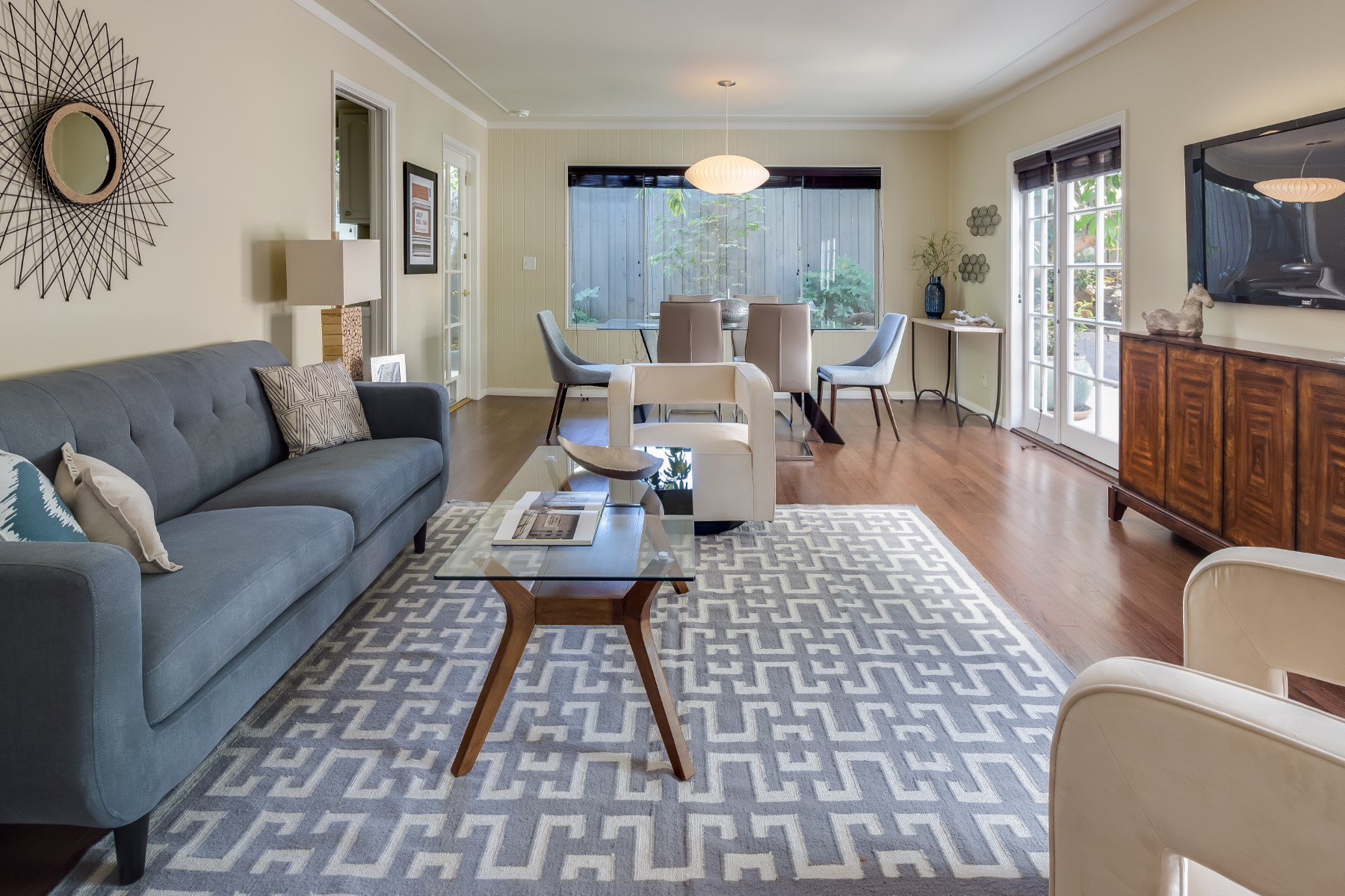 Townhouse for Sale at Norma Triangle Townhouse with Huge Patio Los Angeles, California, 90069 United States