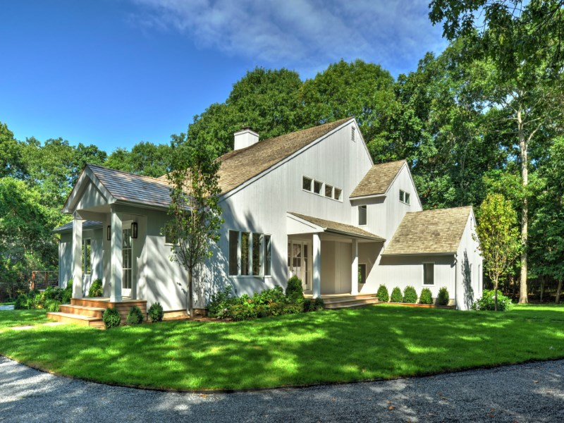Single Family Home for Sale at Amagansett Bell Estate by the Bay 18 Dennistoun Drive Amagansett, New York 11930 United States