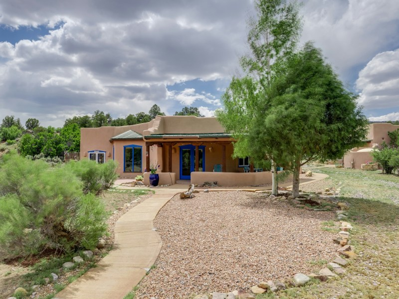 Single Family Home for Sale at Blue Angel Canyon Abiquiu, 87510 United States
