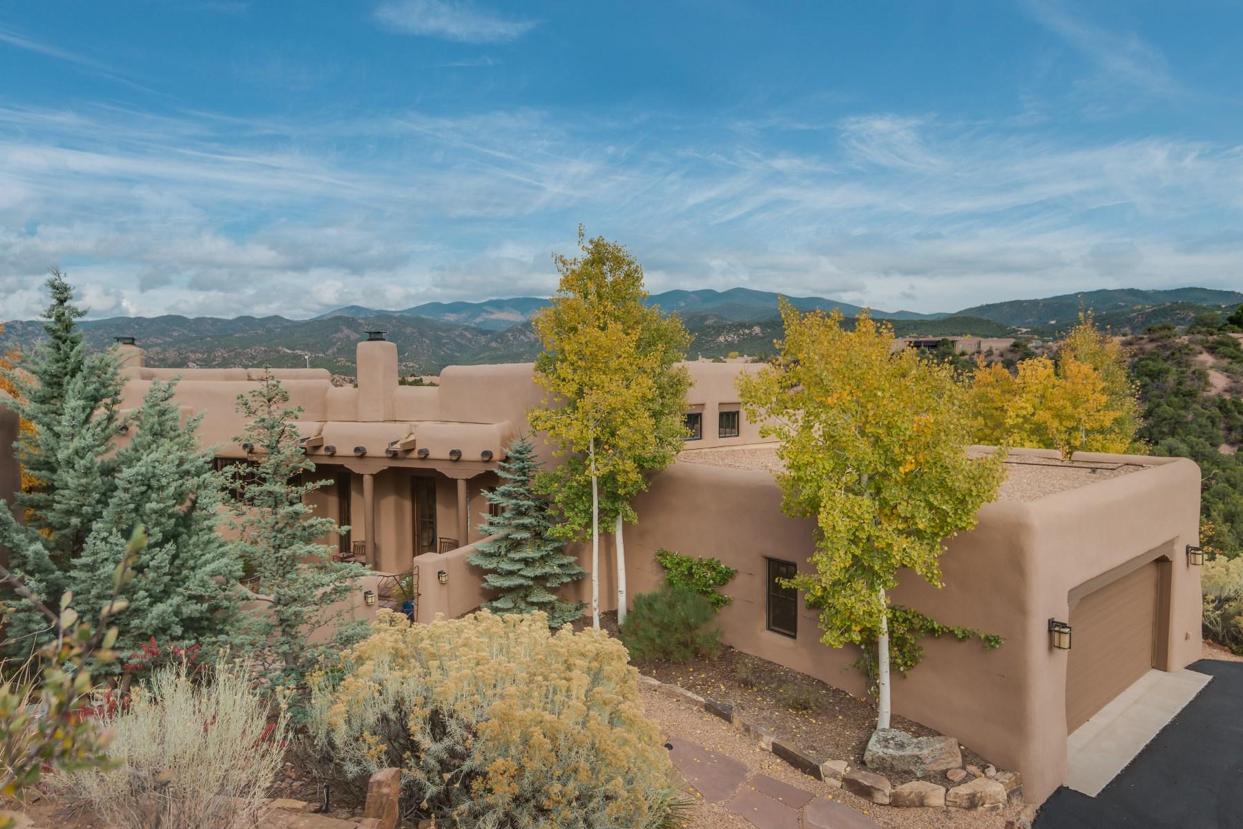 一戸建て のために 売買 アット 84 Circle Drive Compound Santa Fe City Northeast, Santa Fe, ニューメキシコ, 87501 アメリカ合衆国