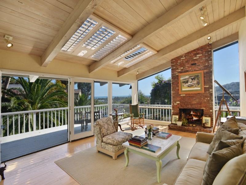 Tek Ailelik Ev için Satış at Ocean View in Serra Retreat 3629 Serra Road Malibu, Kaliforniya 90265 Amerika Birleşik Devletleri