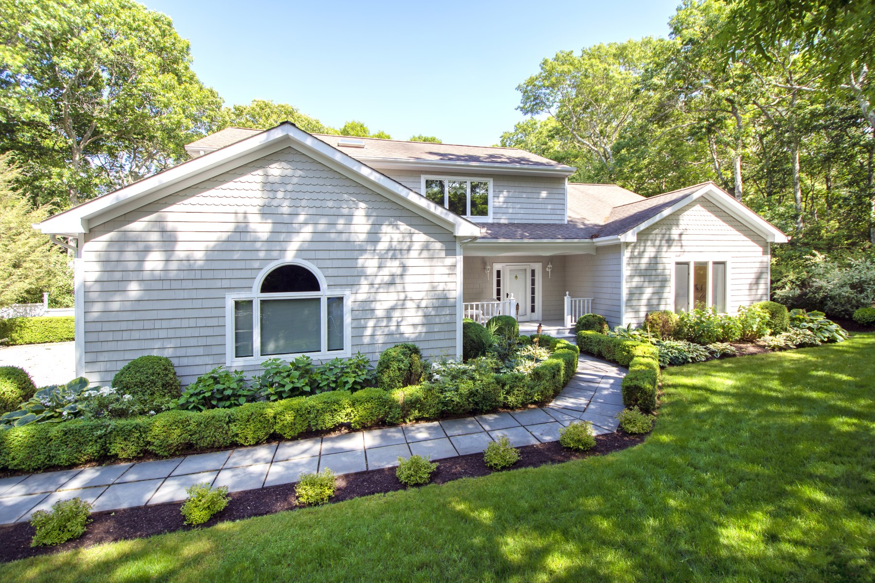 Single Family Home for Sale at First Rate Home with Pool in Northside 114 Northside Drive Sag Harbor, New York, 11963 United States