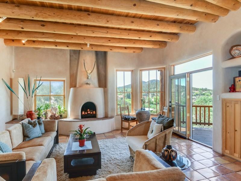 Casa para uma família para Venda às 147 Gonzales Road #22 Santa Fe City Northeast, Santa Fe, Novo México 87501 Estados Unidos