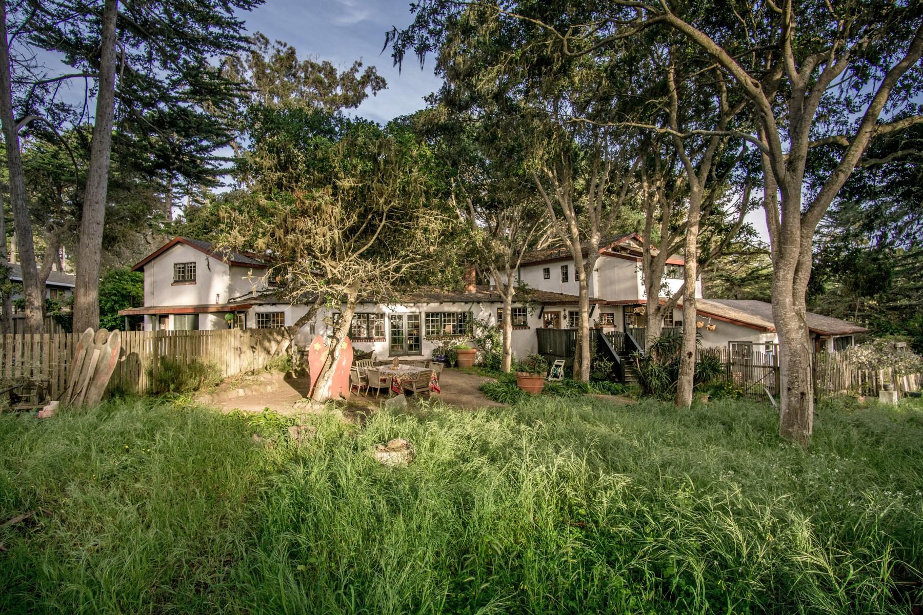 Residencial - Outro para Venda às Asilomar Home Plus Guest Cottage 280 Grove Acre Avenue Pacific Grove, Califórnia, 93950 Estados Unidos