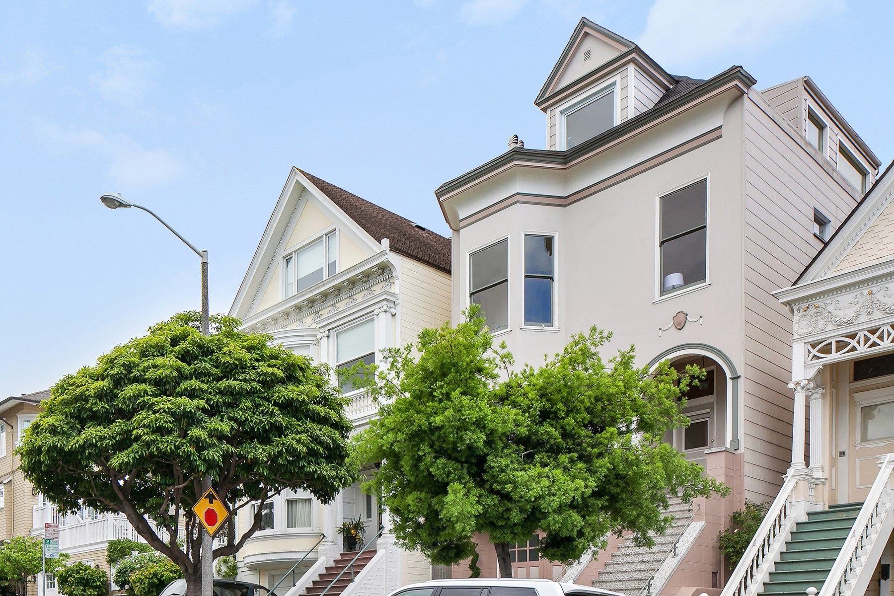 sales property at Chic Cow Hollow Garden Flats