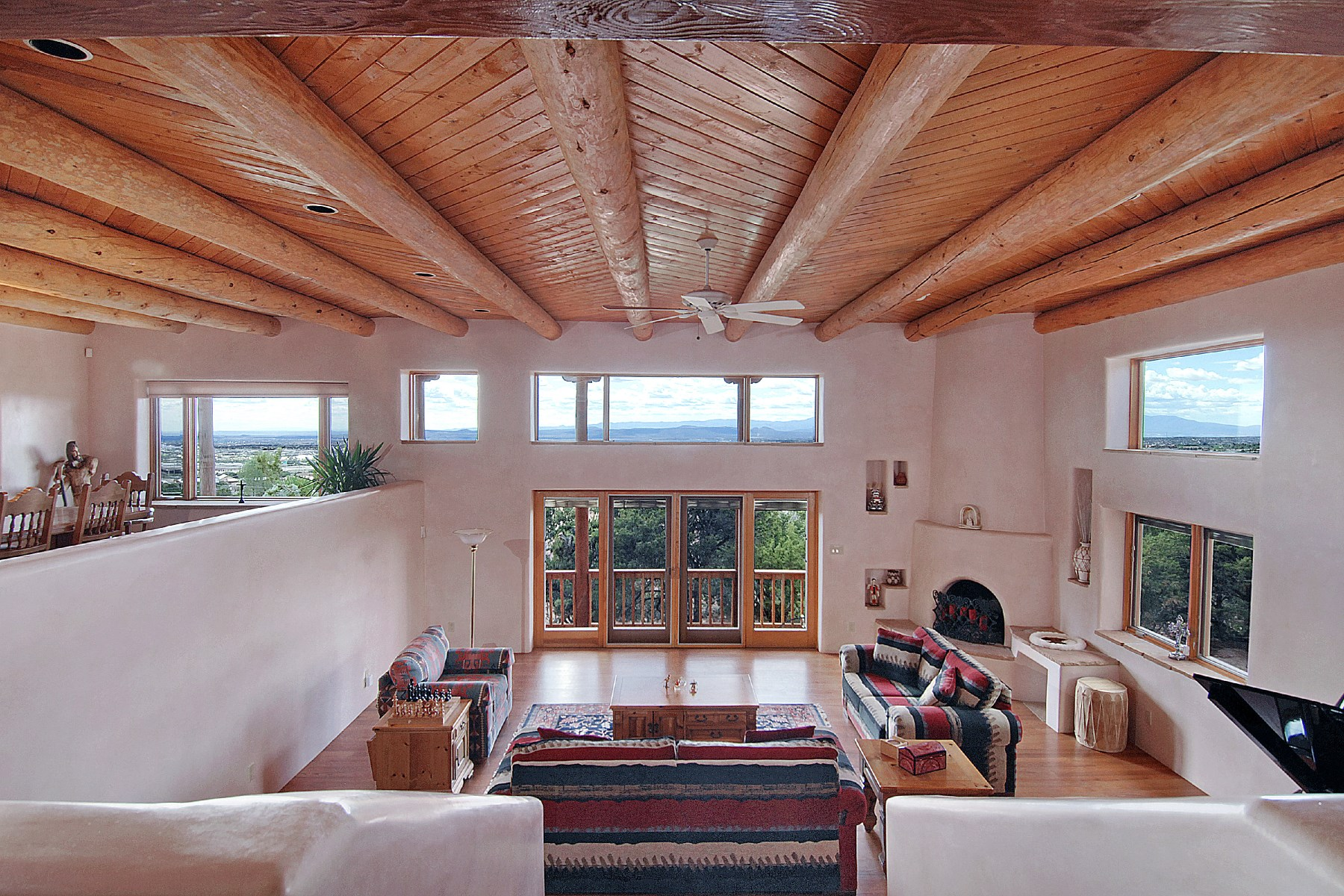 Single Family Home for Sale at 10 Camino Monte Feliz Santa Fe, New Mexico, 87505 United States