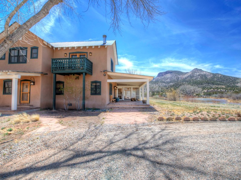 Farm / Ranch / Plantation for Sale at 21547 Highway 84 Abiquiu, New Mexico 87501 United States