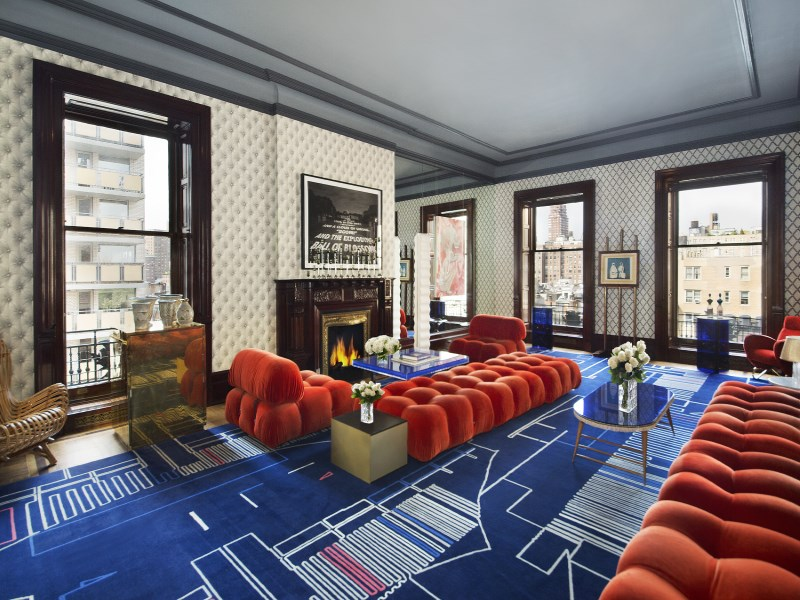 Copropriété pour l Vente à The Dakota 1 West 72nd Street Apt 66 Upper West Side, New York, New York 10023 États-Unis