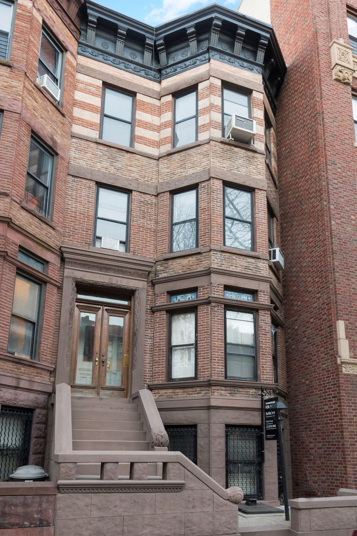 타운하우스 용 매매 에 Park Slope Townhome 536 Second Street Park Slope, Brooklyn, 뉴욕 11215 미국