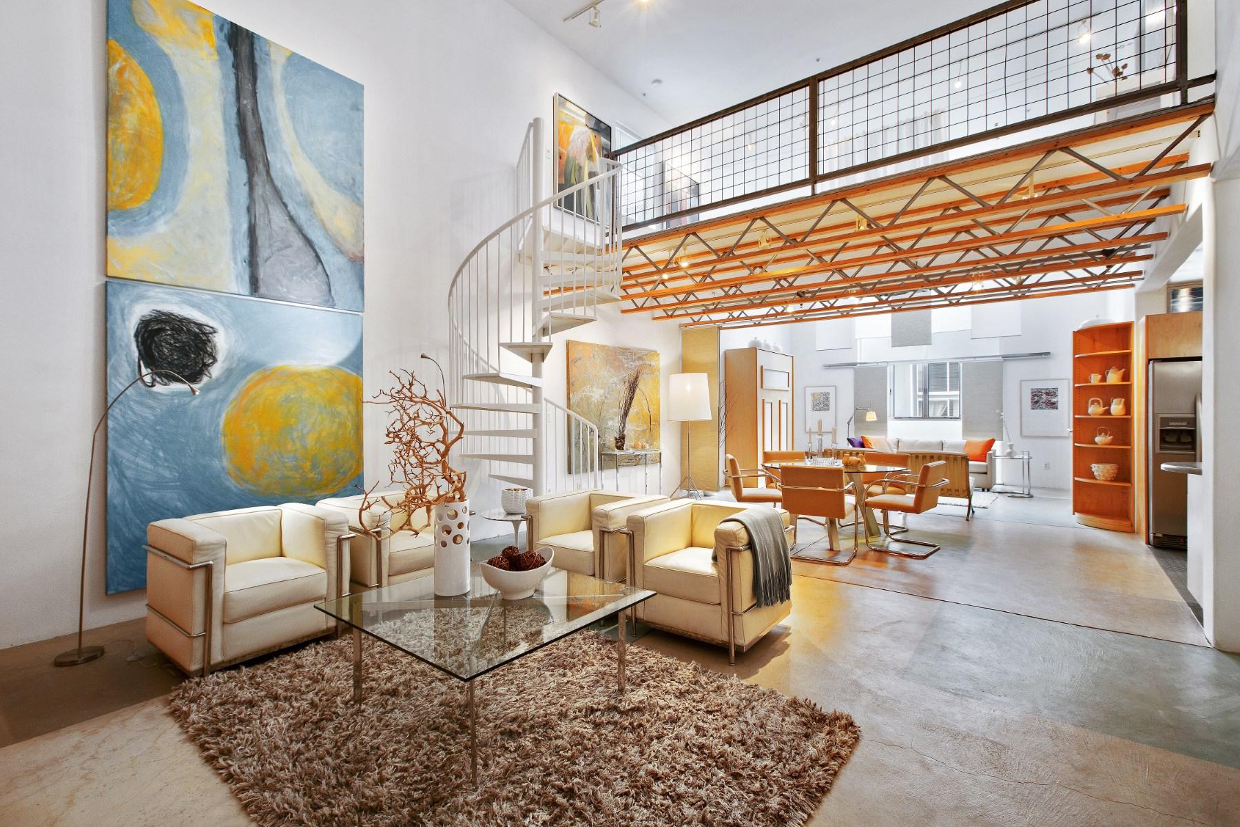 Condominio por un Venta en Serene Saitowitz Design in Dogpatch 615 Tennessee St Apt 102 San Francisco, California 94107 Estados Unidos