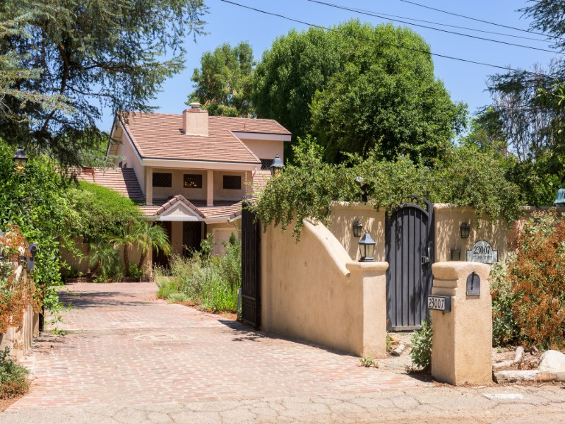 Property For Sale at Gated 2-story Traditional Home