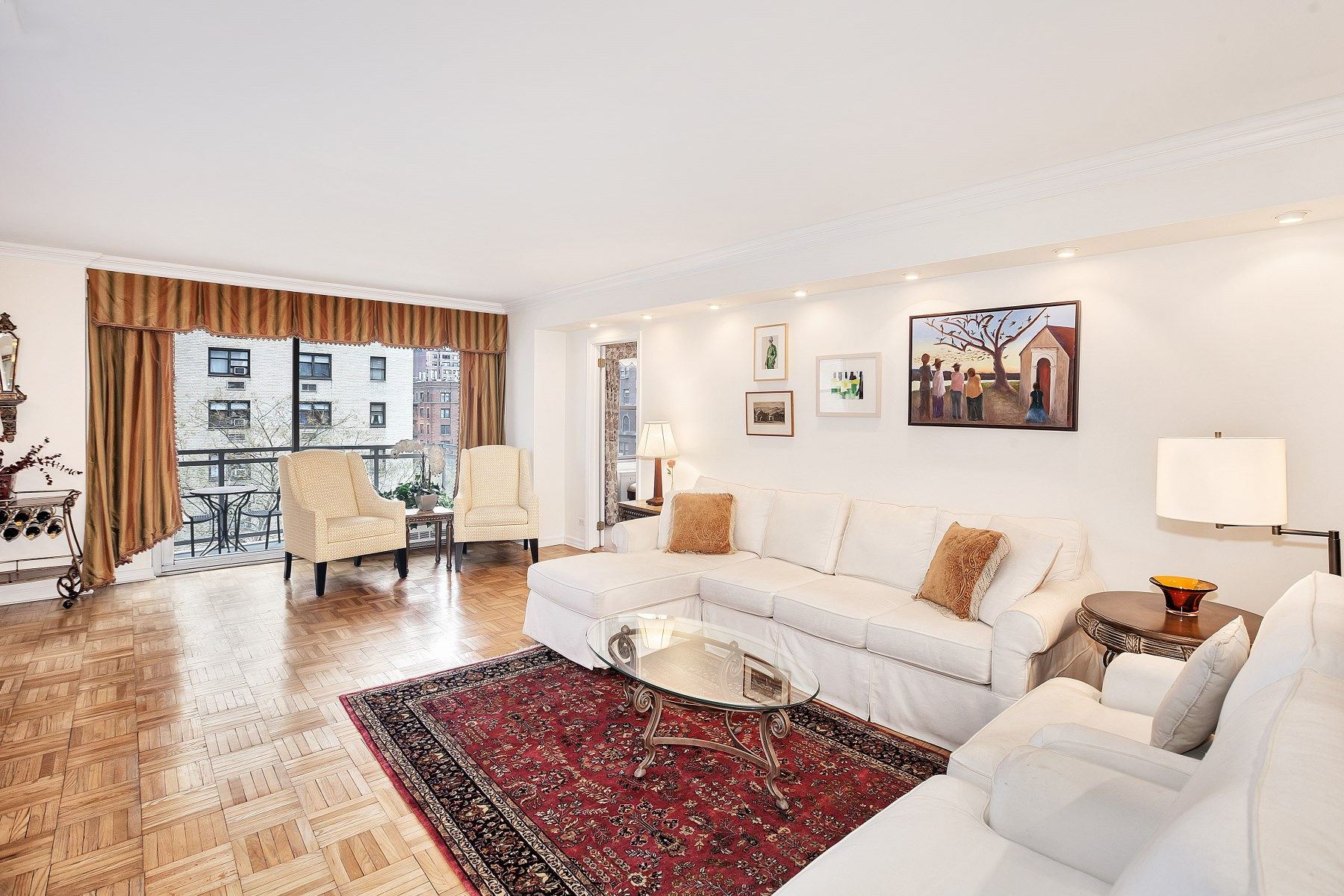 Co-op for Sale at 400 East 56th Street, Apt. 4B 400 East 56th Street Apt 4b Sutton Place, New York, New York 10022 United States