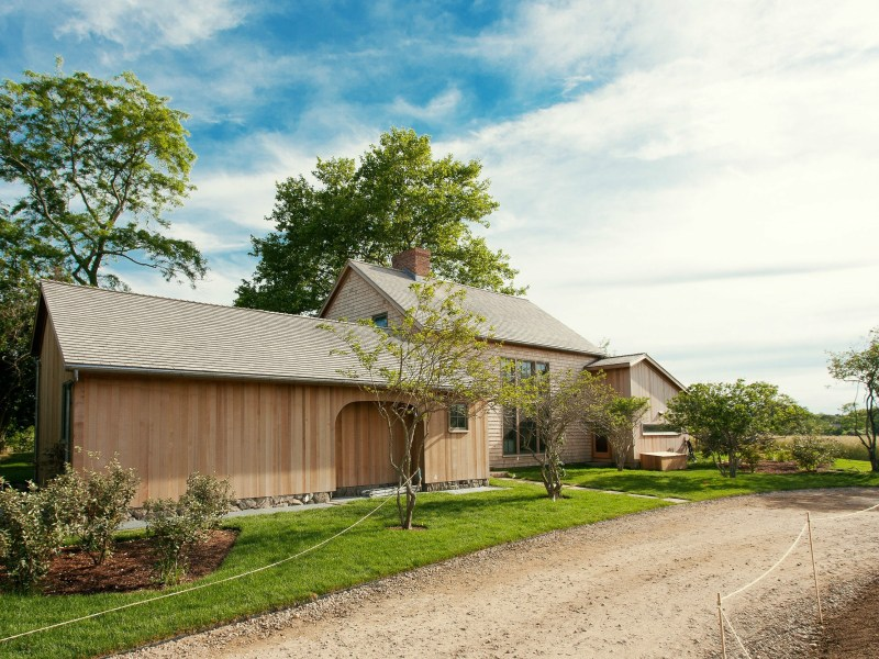 Property Of Sagaponack South Barn Style Home
