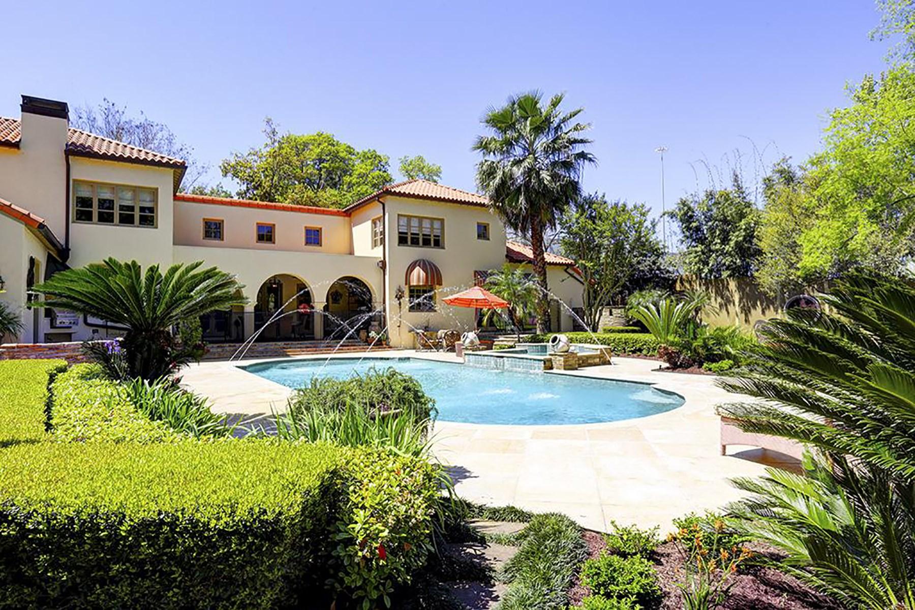 Single Family Home for Sale at 829 Little John Memorial, Houston, Texas 77024 United States
