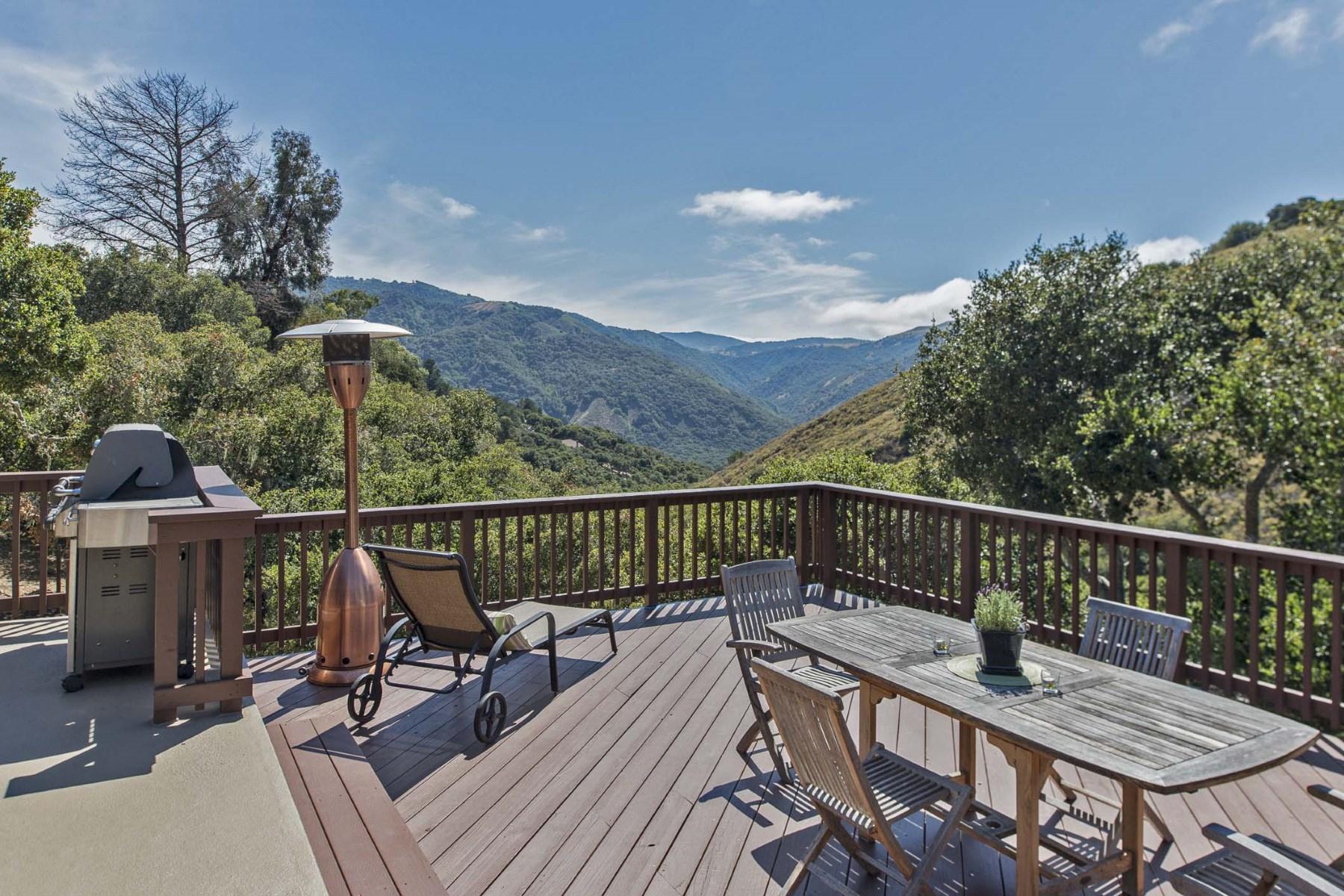 Moradia para Venda às Big Carmel Valley Views and Privacy 760 Country Club Drive Carmel Valley, Califórnia 93924 Estados Unidos