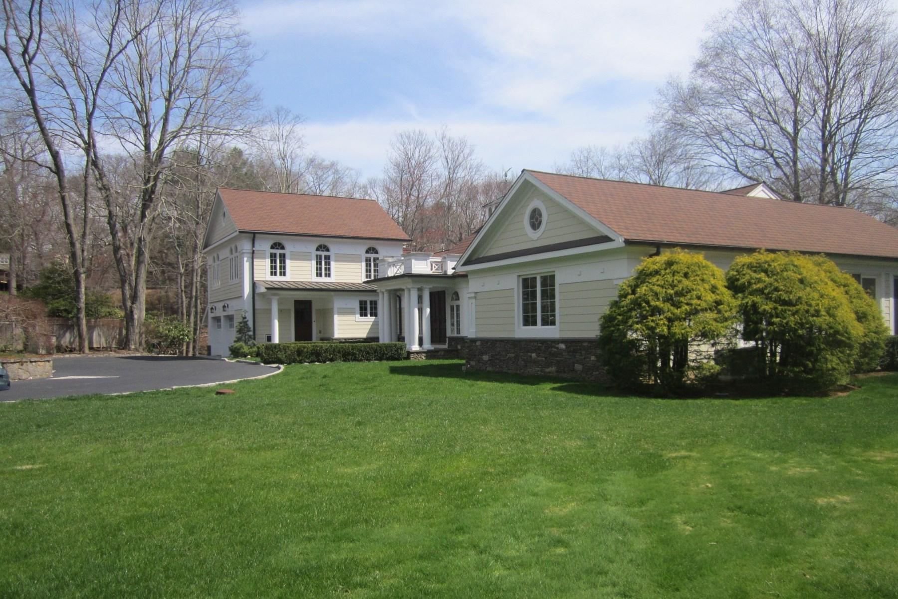 Casa Unifamiliar por un Venta en 67 Burning Tree Road Mid-Country, Greenwich, Connecticut, 06830 Estados Unidos