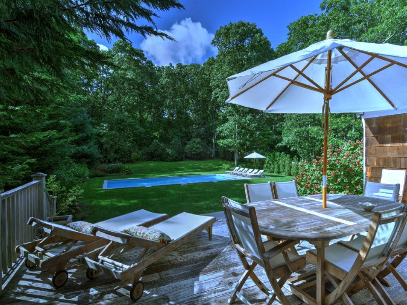 Single Family Home for Sale at New East Hampton Shingle Cottage East Hampton Village, East Hampton, New York 11937 United States